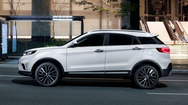 Ford Territory nhận cọc tại đại lý: Giá tạm tính dưới 700 triệu, thách thức Honda CR-V - Ảnh 6.