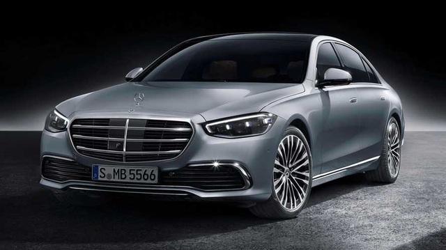 Mercedes-Benz tự tin vào S-Class mới chống lại áp lực từ SUV, duy trì thống trị trước 7-Series
