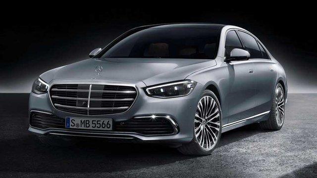 Mercedes-Benz S-Class 2021 chốt giá sốc khi so với BMW 7-Series và Audi A8 - Ảnh 1.