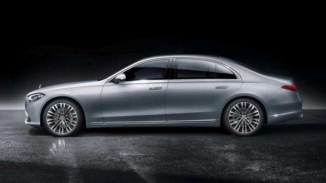 Mercedes-Benz tự tin vào S-Class mới chống lại áp lực từ SUV, duy trì thống trị trước 7-Series - Ảnh 1.