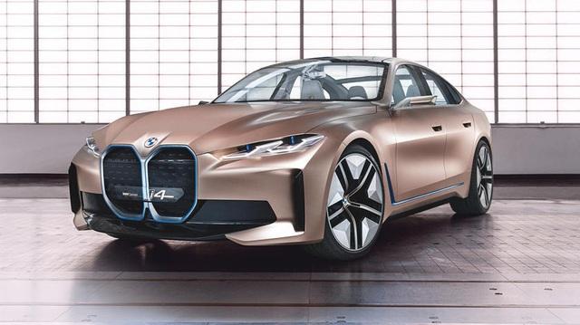 Câu trả lời đanh thép của BMW cho Tesla chuẩn bị thành hình