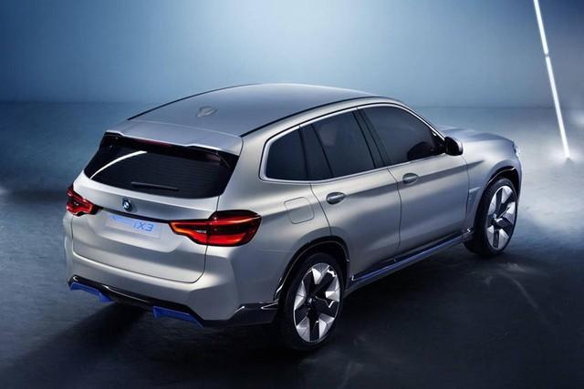 Câu trả lời đanh thép của BMW cho Tesla chuẩn bị thành hình  - Ảnh 2.