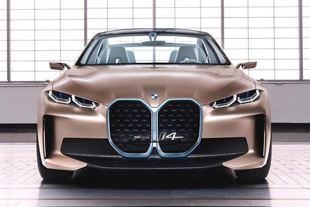 Câu trả lời đanh thép của BMW cho Tesla chuẩn bị thành hình  - Ảnh 1.