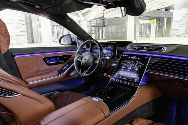 Mercedes-Benz S-Class 2021 chốt giá 110.850 USD: Cao hơn đáng kể so với thế hệ cũ - Ảnh 1.