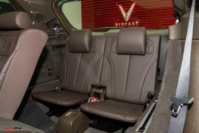 Mời thảo luận: Nội thất VinFast President có xứng giá 3,8 tỷ đồng? - Ảnh 11.