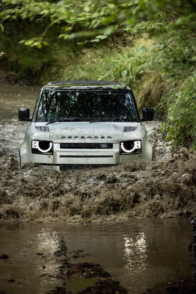 Ra mắt Land Rover Defender 2021: Thêm phiên bản mà người dùng chờ đợi bấy lâu - Ảnh 3.
