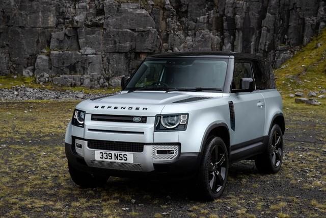 Ra mắt Land Rover Defender 2021: Thêm phiên bản mà người dùng chờ đợi bấy lâu - Ảnh 1.