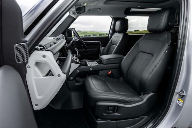 Ra mắt Land Rover Defender 2021: Thêm phiên bản mà người dùng chờ đợi bấy lâu - Ảnh 5.