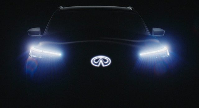 Infiniti QX60 Monograph cận kề ngày ra mắt: SUV sang 7 chỗ tham vọng đấu Audi Q7 - Ảnh 1.
