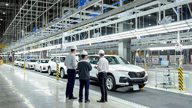 Vingroup muốn đầu tư tổ hợp công nghiệp phụ trợ ô tô doanh thu 10.000 tỷ đồng/năm tại Móng Cái