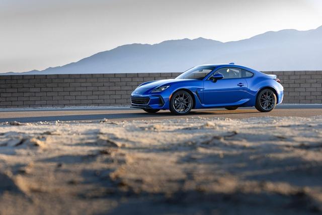 Xe chơi Subaru BRZ 2021 sắp về Việt Nam: Giá khoảng 2 tỷ, thoạt nhìn ngỡ Porsche, cạnh tranh BMW Z4 - Ảnh 8.