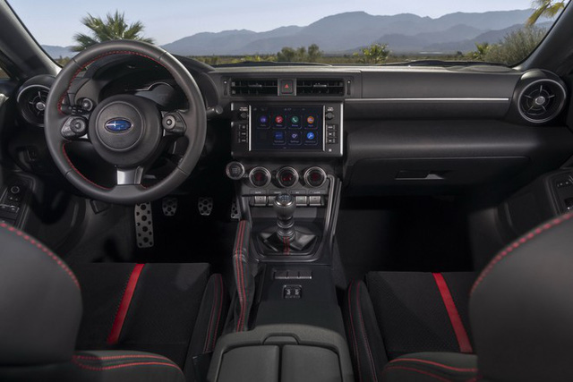 Xe chơi Subaru BRZ 2021 sắp về Việt Nam: Giá khoảng 2 tỷ, thoạt nhìn ngỡ Porsche, cạnh tranh BMW Z4 - Ảnh 6.