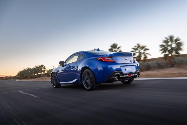Xe chơi Subaru BRZ 2021 sắp về Việt Nam: Giá khoảng 2 tỷ, thoạt nhìn ngỡ Porsche, cạnh tranh BMW Z4 - Ảnh 3.