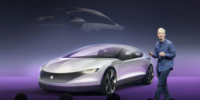 Chủ tịch Toyota cảnh báo Apple: Kinh doanh ô tô khó hơn điện thoại - Ảnh 1.