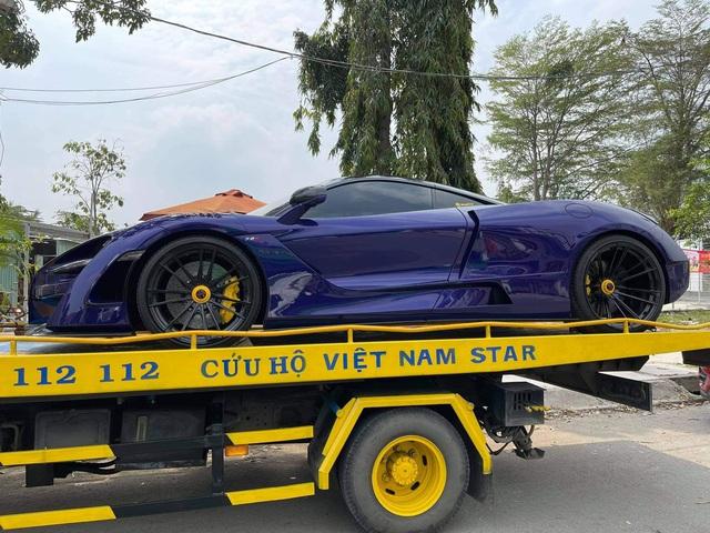 Đại gia Bình Dương tậu McLaren 720S độ Novitec độc nhất Việt Nam - Ảnh 1.