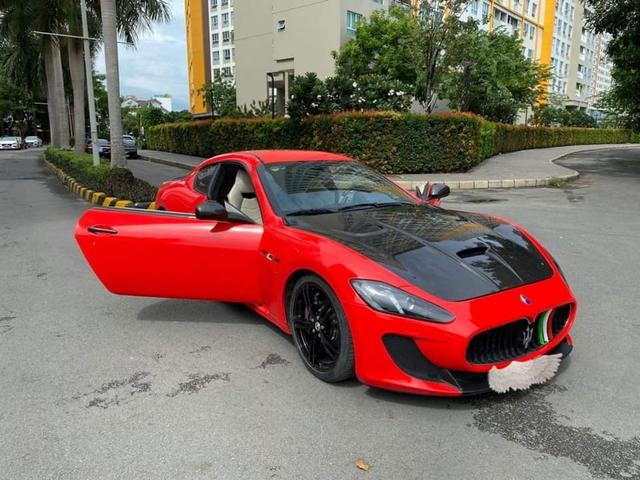 Tâm sự có khó khăn tài chính, đại gia Việt chia tay Maserati GranTurismo với giá chưa tới 7 tỷ đồng - Ảnh 1.