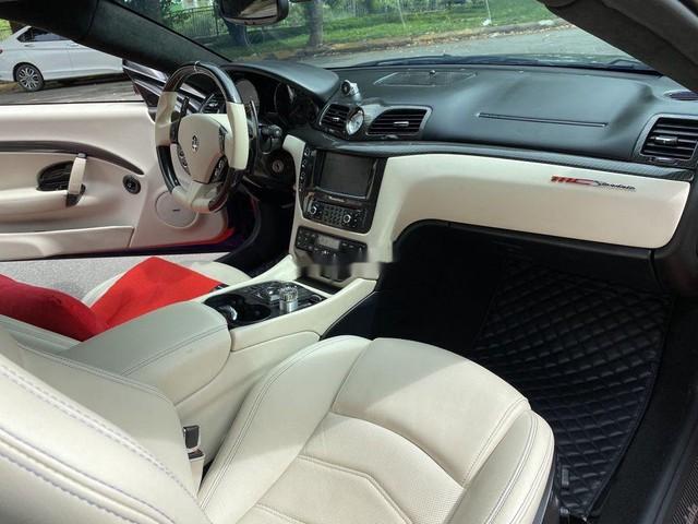 Tâm sự có khó khăn tài chính, đại gia Việt chia tay Maserati GranTurismo với giá chưa tới 7 tỷ đồng - Ảnh 4.