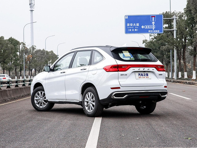 Nội thất vượt mong đợi của xe Trung Quốc giá rẻ 256 triệu đồng - Ảnh 4.