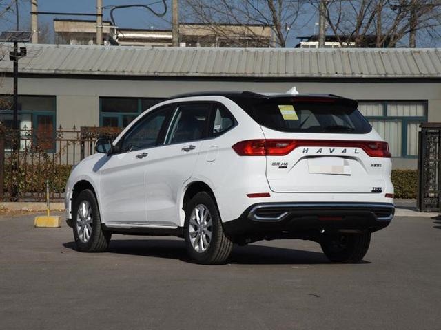 Nội thất vượt mong đợi của xe Trung Quốc giá rẻ 256 triệu đồng - Ảnh 7.