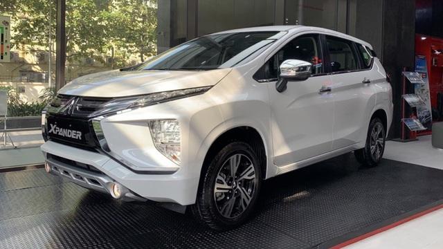 Mitsubishi ưu đãi giá kỷ lục cho 7 dòng xe, quyết bán đuổi Kia: Pajero Sport giảm nhiều nhất gần 70 triệu đồng - Ảnh 3.