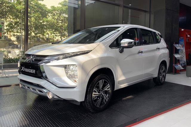 Tiếp đà bán chạy, Mitsubishi khuyến mại mạnh tay hơn trong tháng 6: Cao nhất gần 65 triệu đồng - Ảnh 1.