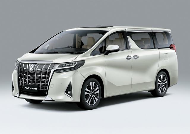 Ra mắt Toyota Alphard 2021 tại Việt Nam: 'Chuyên cơ mặt đất' thêm nhiều tiện nghi, tăng giá gần 200 triệu đồng - Ảnh 1.