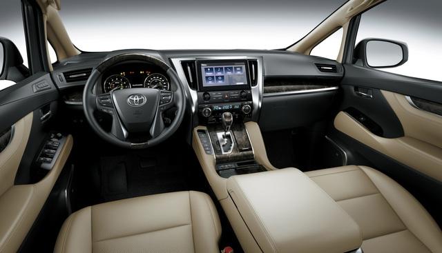 Ra mắt Toyota Alphard 2021 tại Việt Nam: 'Chuyên cơ mặt đất' thêm nhiều tiện nghi, tăng giá gần 200 triệu đồng - Ảnh 3.