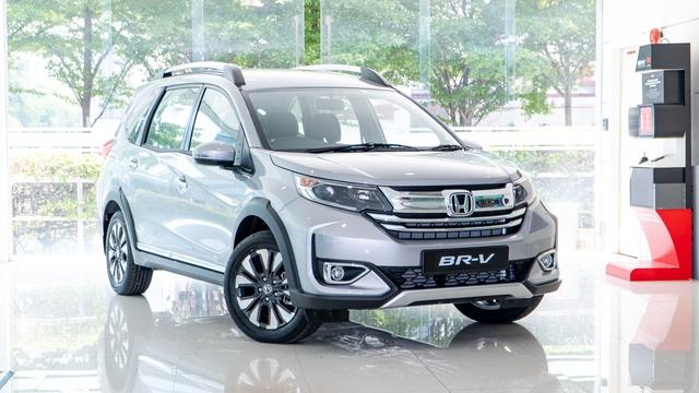 Lộ thông tin Honda BR-V có thể ra mắt thị trường Việt Nam năm nay: Đối thủ mạnh đấu Mitsubishi Xpander và Suzuki Ertiga - Ảnh 4.