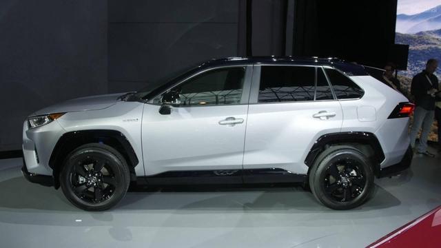 25 chiếc xe bán chạy nhất năm 2020 tại Mỹ  - Ảnh 22.