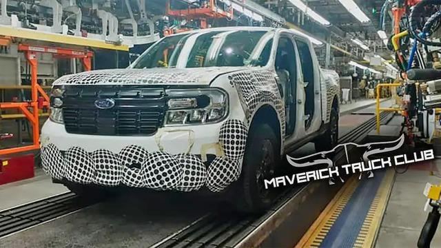Xem trước Ford Maverick - Đàn em Ranger có điểm giống Escape, ra mắt ngay năm nay - Ảnh 1.