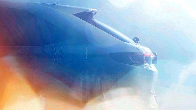 Honda HR-V 2021 chốt ngày ra mắt, tung 2 ảnh chính thức đầu tiên cùng thông tin động cơ chưa từng xuất hiện