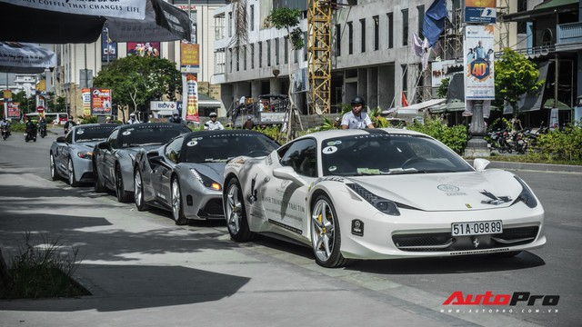 Ông Đặng Lê Nguyên Vũ bán chiếc Ferrari thứ 3 trong tháng - Ảnh 2.
