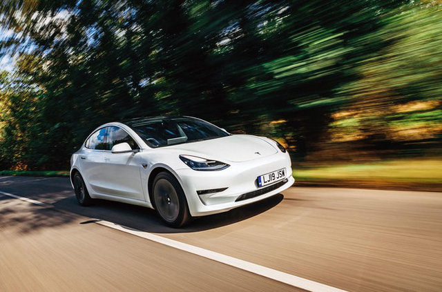 Top 10 xe điện có phạm vi hoạt động cao nhất - Ảnh 3.