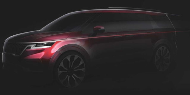 Kia rục rịch ra mắt MPV cỡ nhỏ hoàn toàn mới: Tiểu Sedona, đối thủ nặng ký của Mitsubishi Xpander và Suzuki Ertiga - Ảnh 1.