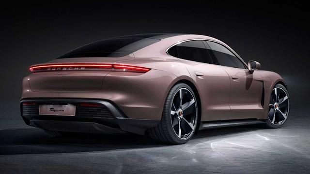 Porsche Taycan công bố bản giá rẻ, hạ gần 600 triệu so với bản rẻ nhất trước đây - Ảnh 1.