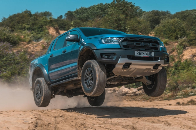 Top 10 mẫu xe bán tải nhẹ được yêu thích nhất 2020  - Ảnh 3.