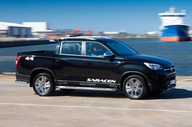 Top 10 mẫu xe bán tải nhẹ được yêu thích nhất 2020  - Ảnh 6.