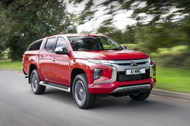 Top 10 mẫu xe bán tải nhẹ được yêu thích nhất 2020  - Ảnh 7.