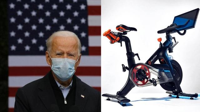 Chiếc xe đạp yêu thích của Tân Tổng thống Biden gây lo ngại an ninh Nhà Trắng - Ảnh 1.