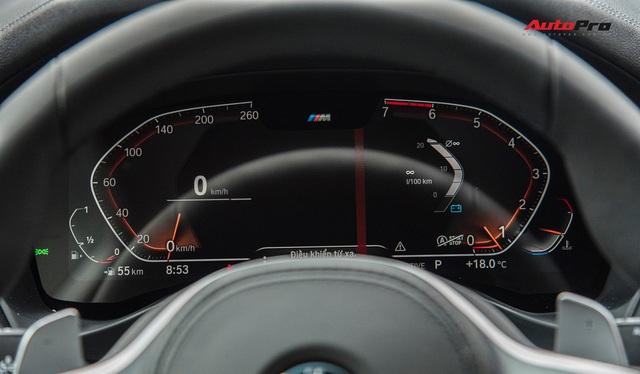 BMW X3 M Sport 2021 về đại lý: Giá gần 3 tỷ, thêm 12 trang bị mới, đấu Mercedes-Benz GLC 300 - Ảnh 4.