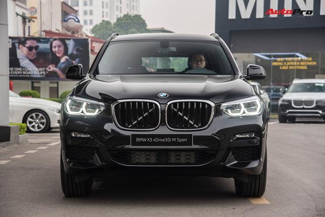BMW X3 M Sport 2021 về đại lý: Giá gần 3 tỷ, thêm 12 trang bị mới, đấu Mercedes-Benz GLC 300 - Ảnh 1.