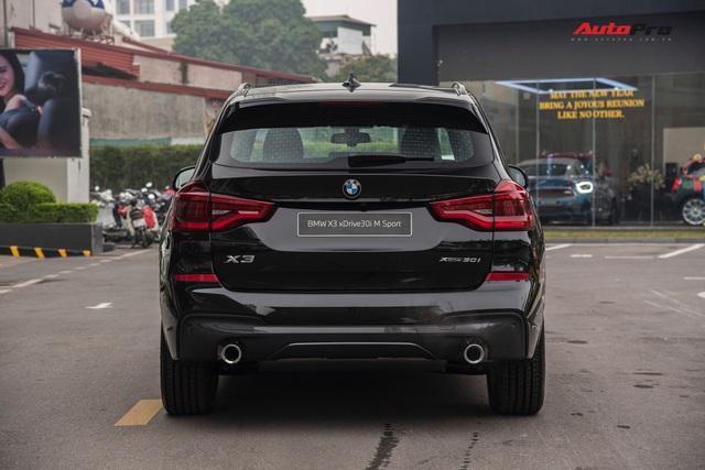 BMW X3 M Sport 2021 về đại lý: Giá gần 3 tỷ, thêm 12 trang bị mới, đấu Mercedes-Benz GLC 300 - Ảnh 5.
