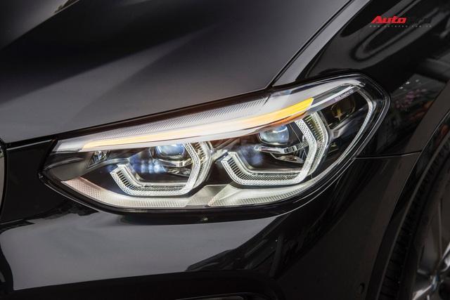 BMW X3 M Sport 2021 về đại lý: Giá gần 3 tỷ, thêm 12 trang bị mới, đấu Mercedes-Benz GLC 300 - Ảnh 2.