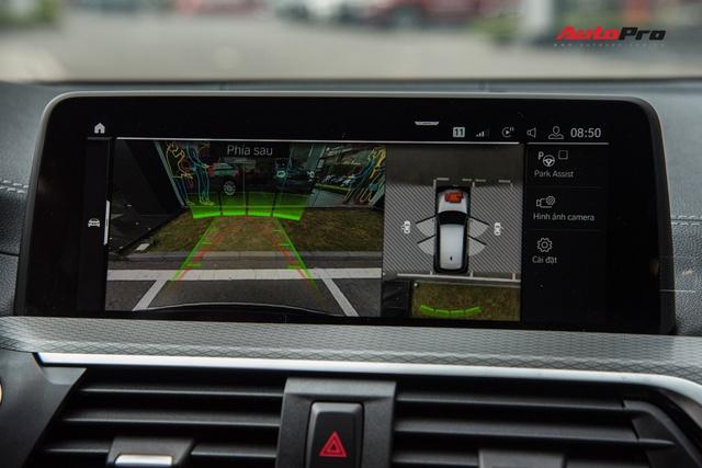 BMW X3 M Sport 2021 về đại lý: Giá gần 3 tỷ, thêm 12 trang bị mới, đấu Mercedes-Benz GLC 300 - Ảnh 7.
