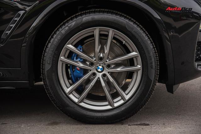 BMW X3 M Sport 2021 về đại lý: Giá gần 3 tỷ, thêm 12 trang bị mới, đấu Mercedes-Benz GLC 300 - Ảnh 8.