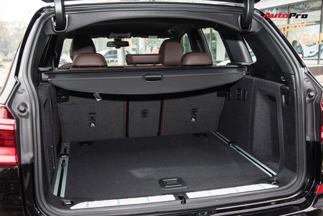 BMW X3 M Sport 2021 về đại lý: Giá gần 3 tỷ, thêm 12 trang bị mới, đấu Mercedes-Benz GLC 300 - Ảnh 12.