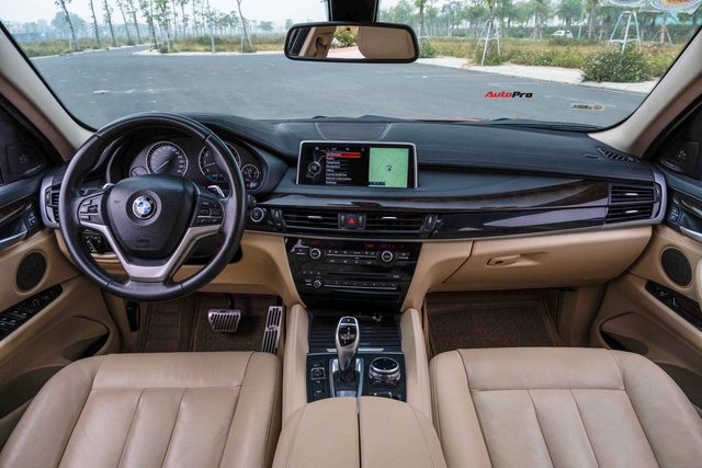 BMW X6 đi 4 năm bán lại ngang giá Mercedes-Benz GLC 200 đập hộp: Coupe SUV cho người thích hàng hiếm - Ảnh 4.