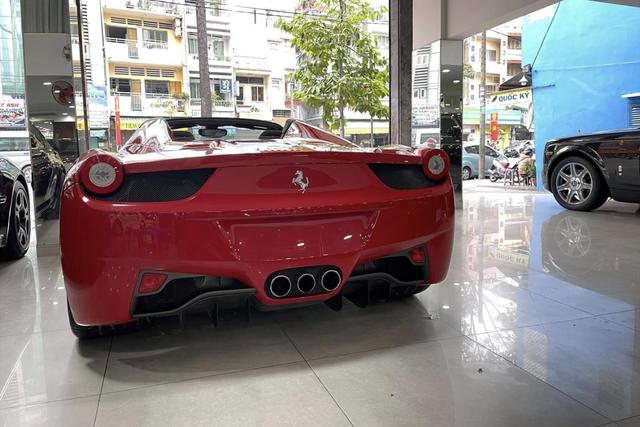 Ông Đặng Lê Nguyên Vũ tiếp tục chia tay chiếc Ferrari thứ 9, dân tình trông chờ dàn siêu xe khủng mới - Ảnh 1.