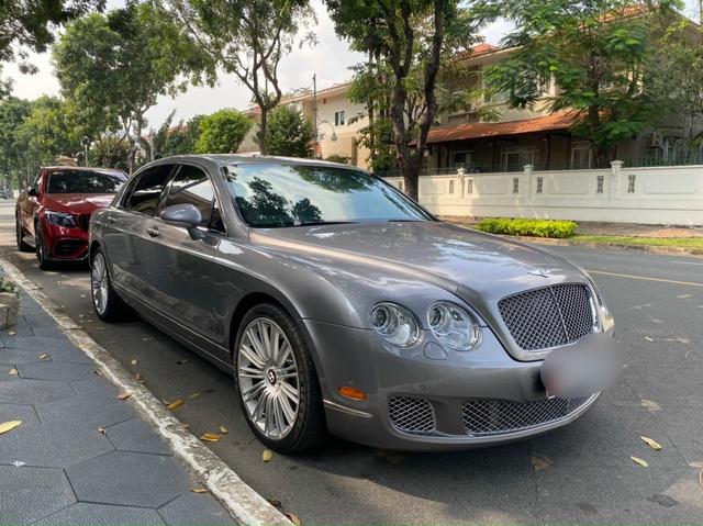 13 năm tuổi, Bentley Continental Flying Spur màu hiếm hạ giá chỉ còn 2 tỷ đồng - Ảnh 4.