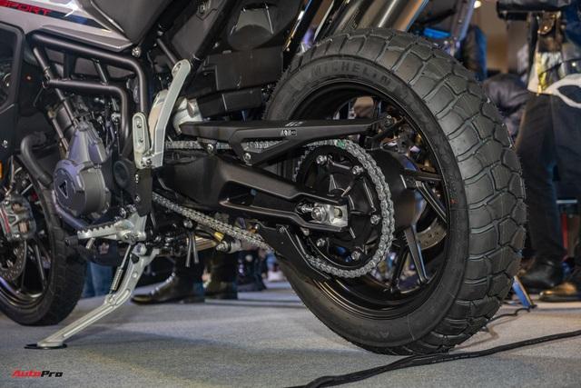 Triumph Tiger 850 Sport giá 360 triệu đồng tại Việt Nam - Thách thức Ducati và BMW Motorrad - Ảnh 10.